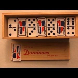 Dominoes from Dominican Republic